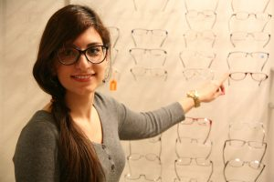 Student Optiek BOL, Mellika
