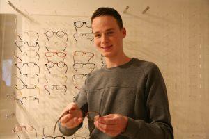 Student Optiek (BOL), Bastiaan