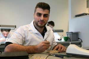 Student Tandtechniek (BOL), Hassan