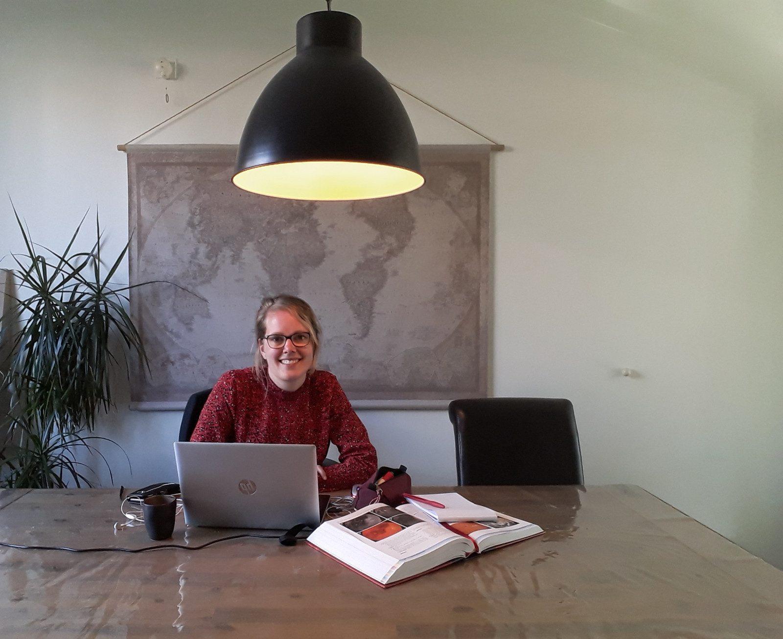 Vakdocent Technisch Oogheelkundig Assistent, Harriette Sietsma